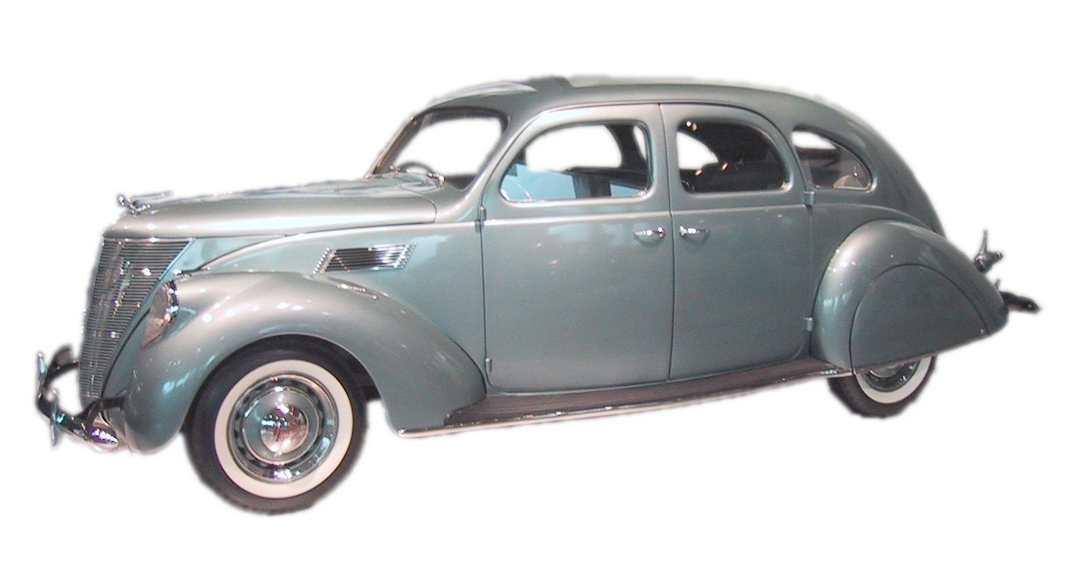 lincoln zephyr seriess