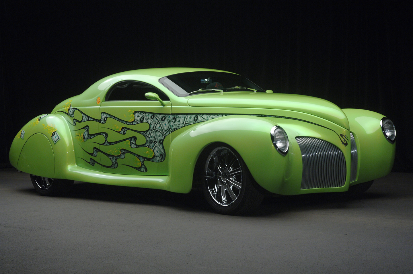 lincoln zephyr wallpaper