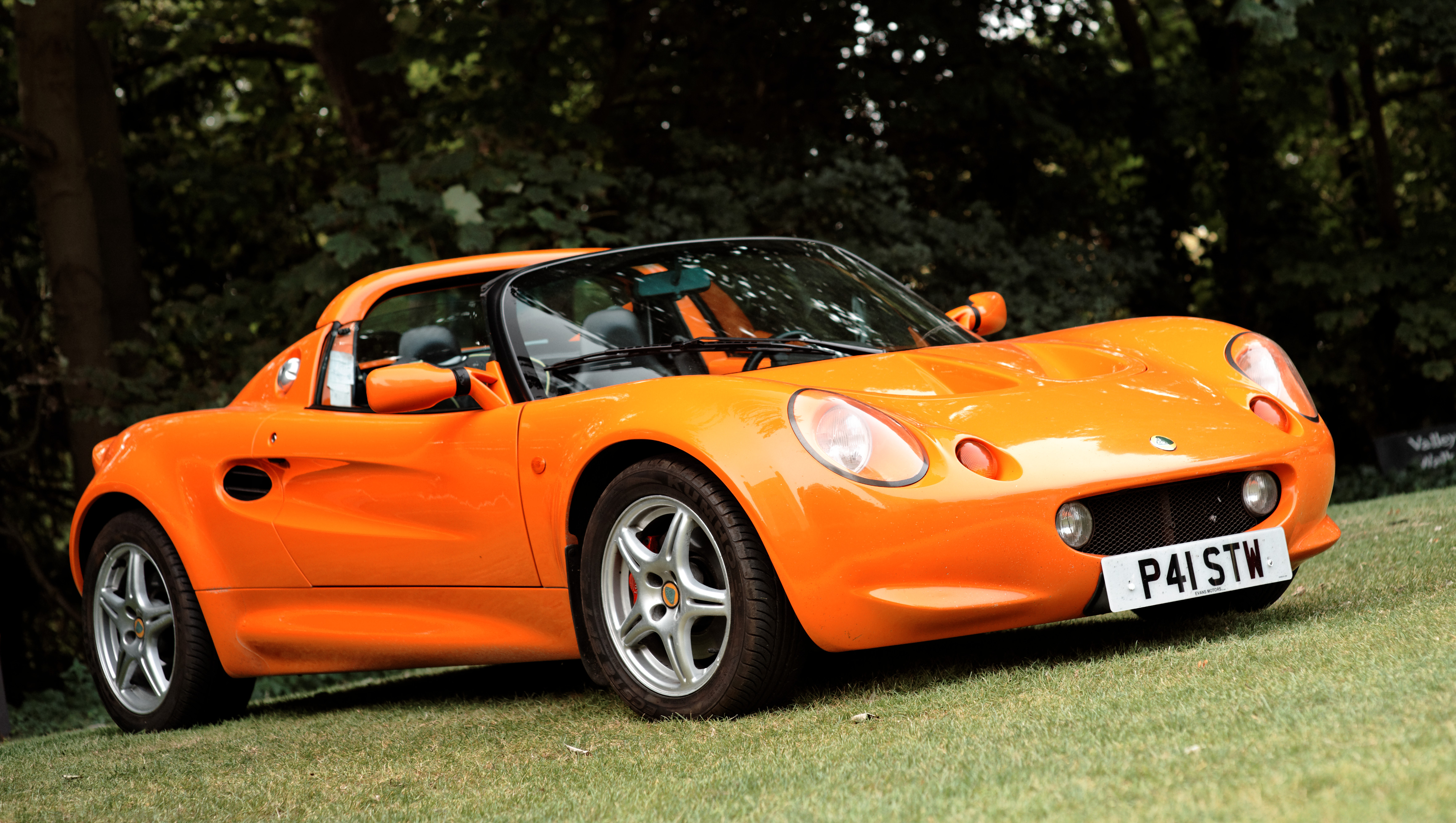 lotus elise 1995 pictures