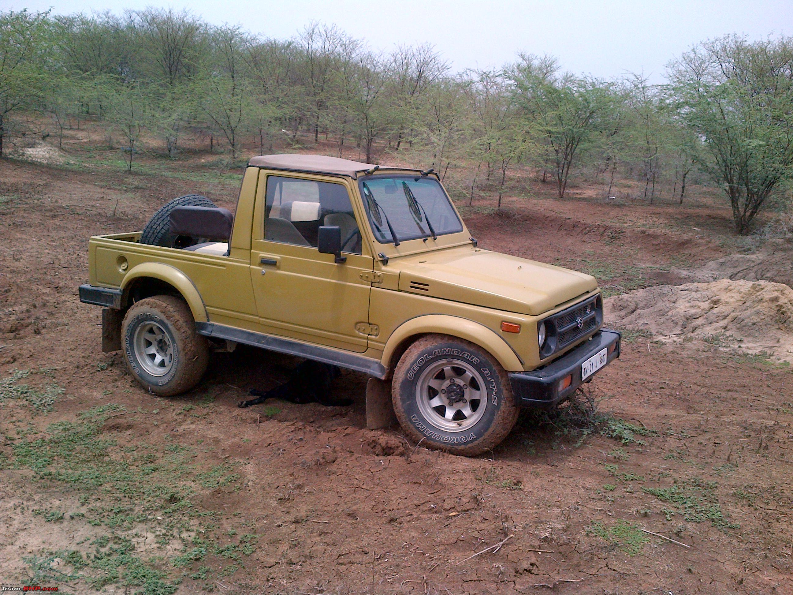 maruti gypsy 1999 pictures - Auto-Database com