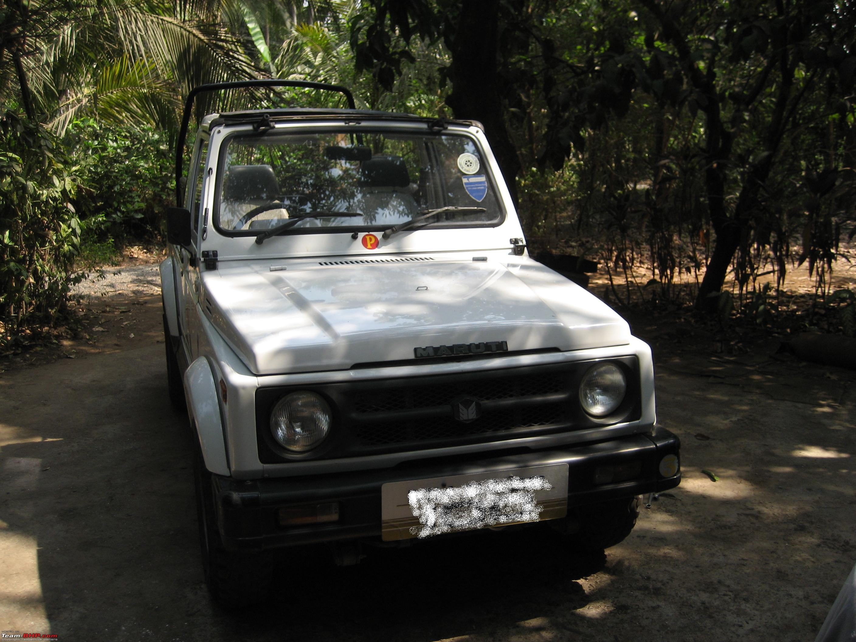 maruti gypsy 2004 pictures