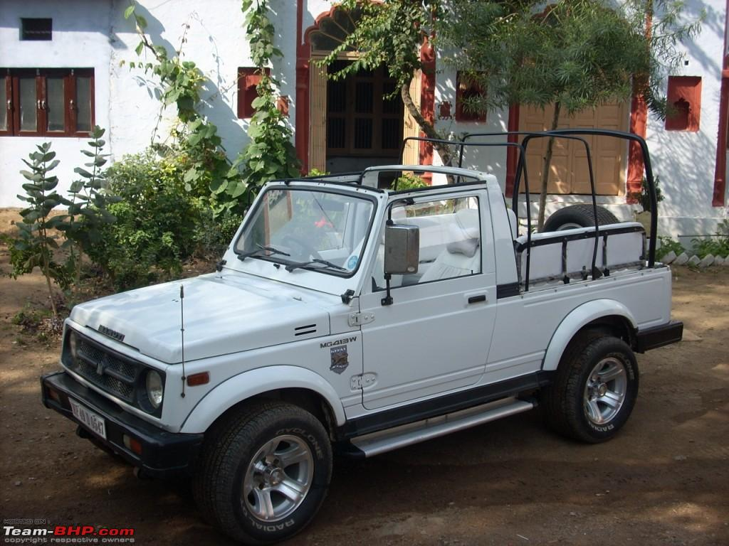 maruti gypsy wallpaper