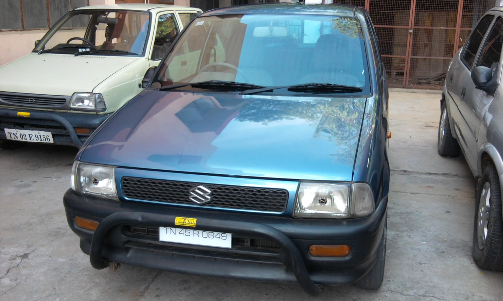 2002 Maruti Zen (ef) – pictures, information and specs ...