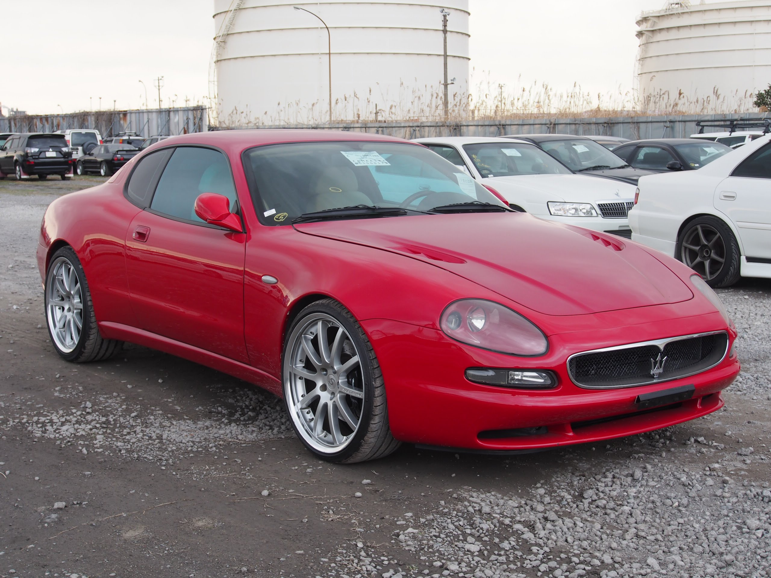 1999 Maserati 3200 Gt Pictures Information And Specs