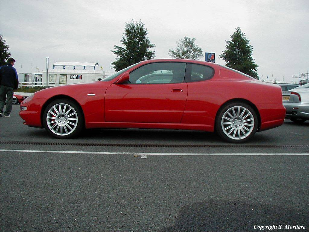 2000 Maserati 3200 gt - pictures, information and specs ...