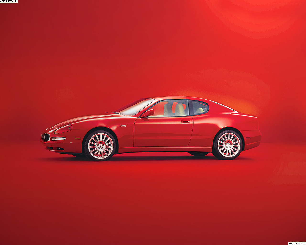 2002 Maserati 4300 gt coupe - pictures, information and ...
