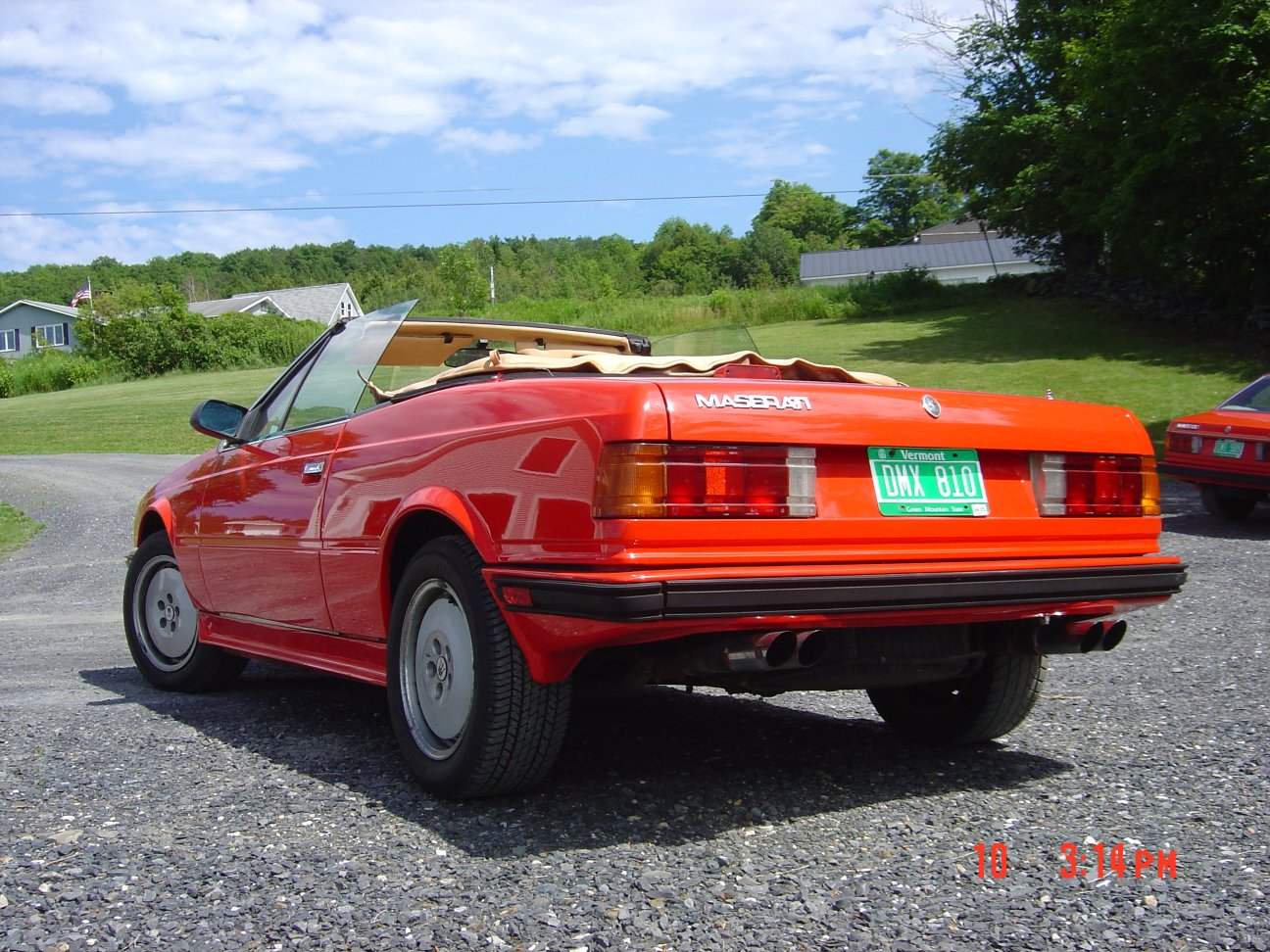 1990 Maserati Biturbo spider - pictures, information and ...