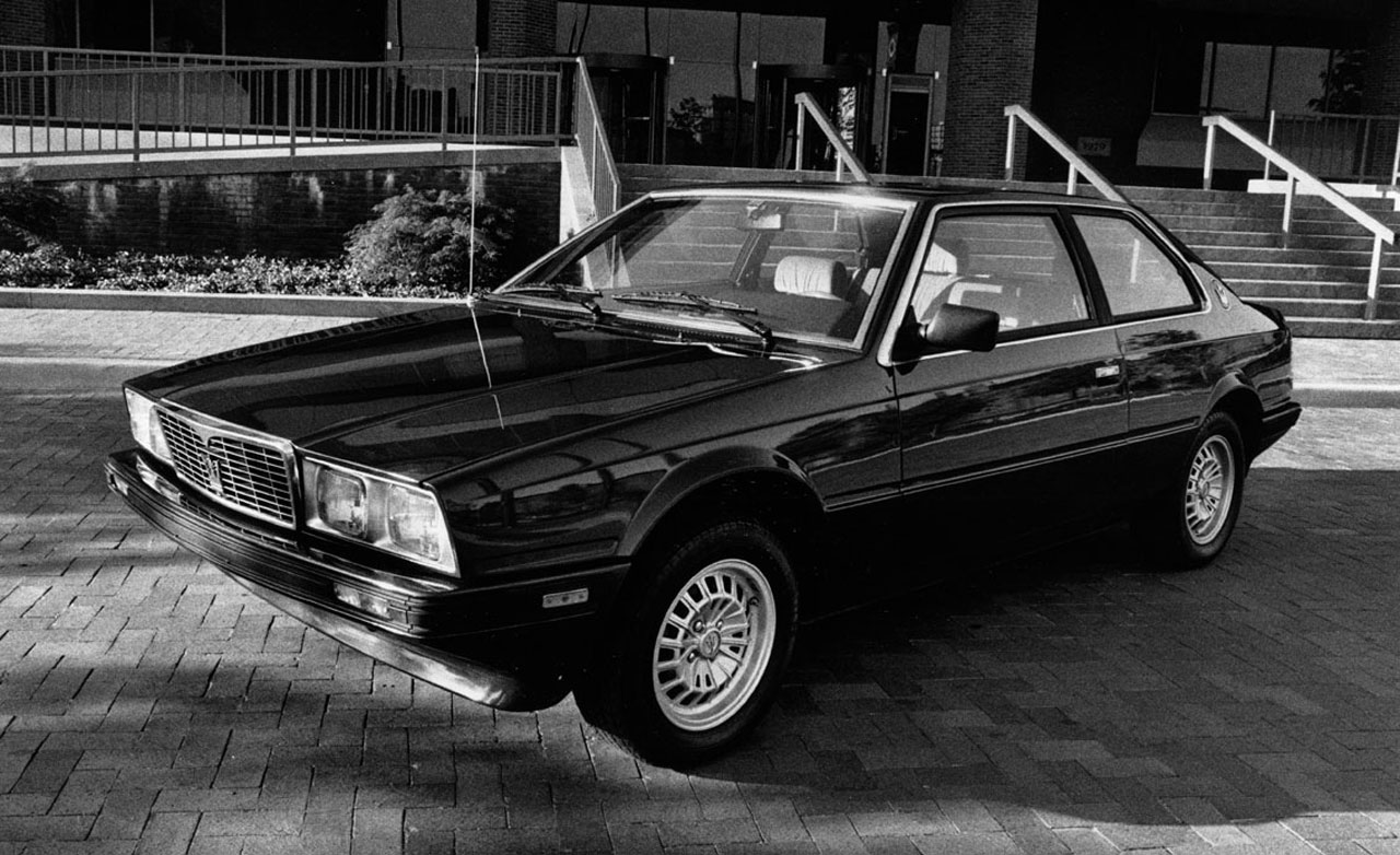maserati biturbo wallpaper #6