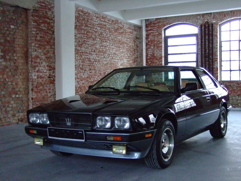 maserati biturbo wallpaper #14