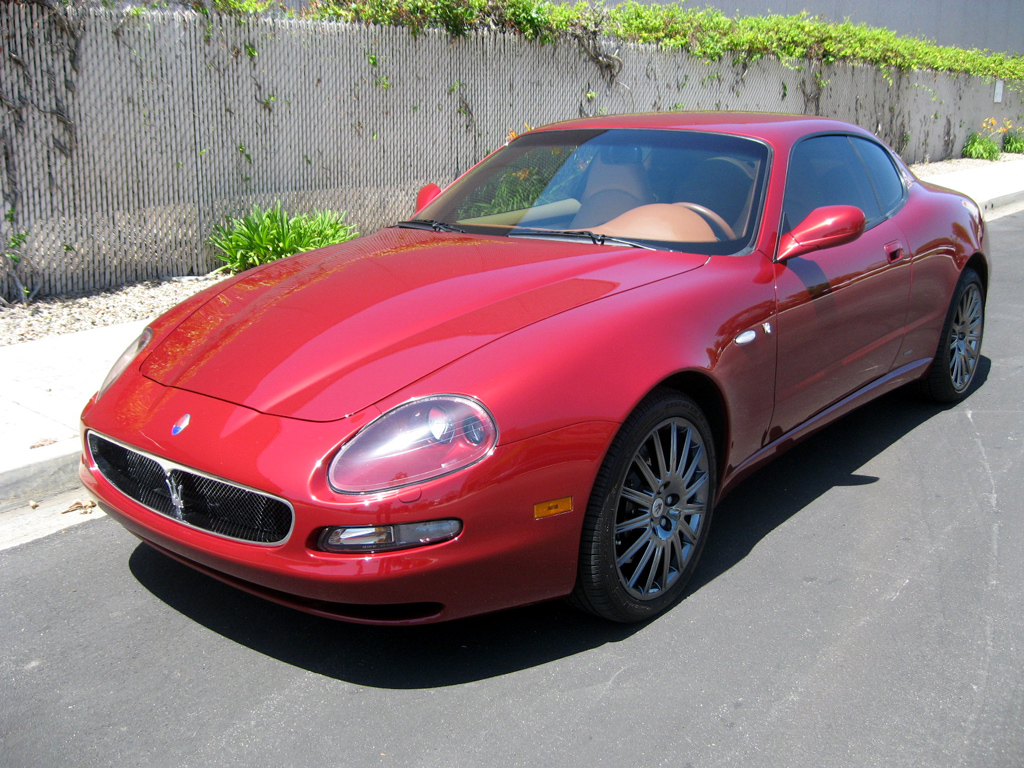 2003 Maserati Coupe - pictures, information and specs ...