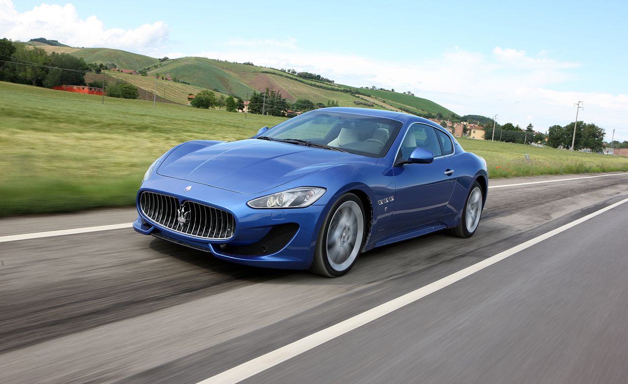 maserati coupe 2013 wallpaper #4