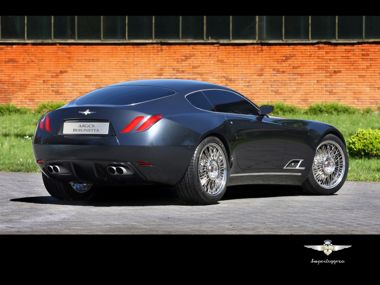maserati coupe pictures #8