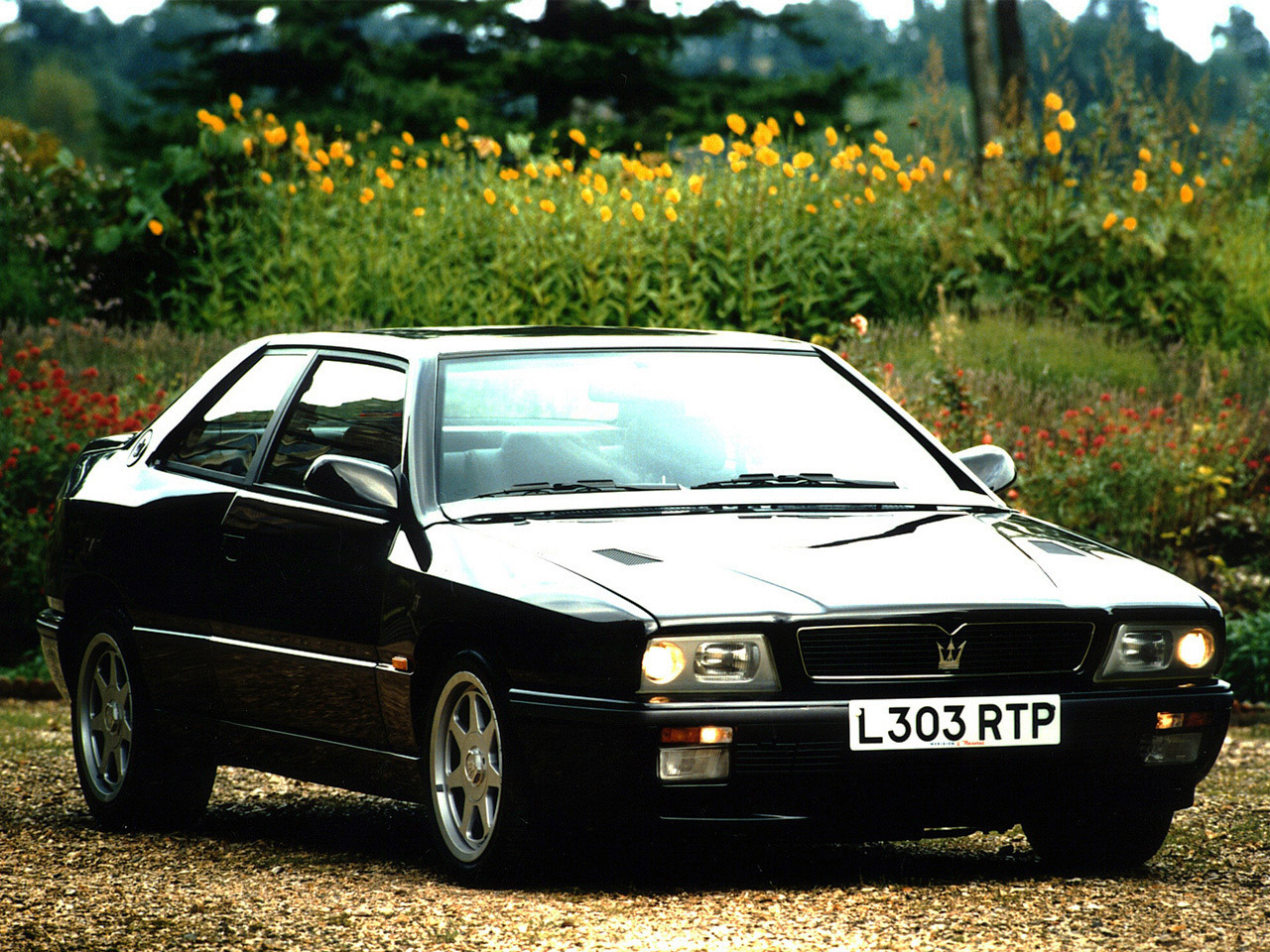 1996 Maserati Ghibli ii - pictures, information and specs ...