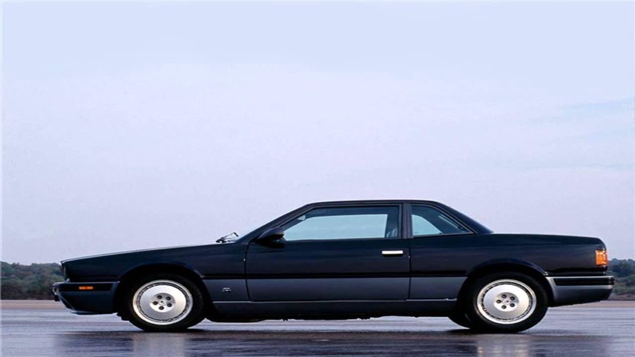 1991 Maserati Karif - pictures, information and specs - Auto-Database.com