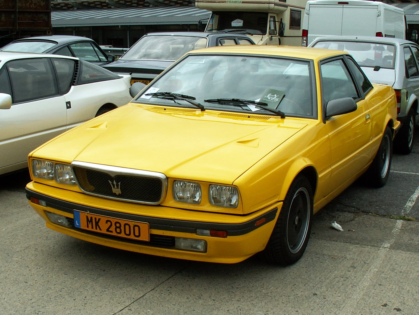 Maserati Karif - pictures, information and specs - Auto ...