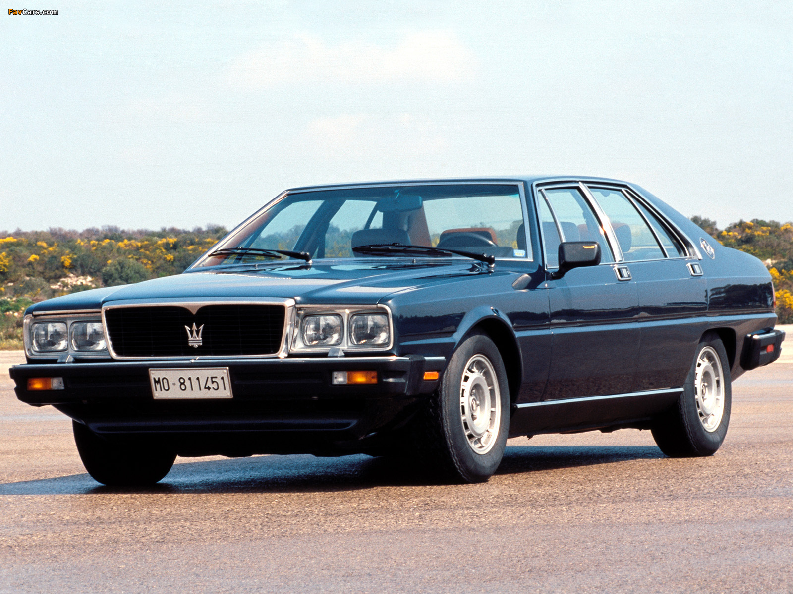 1995 Maserati Quattroporte iii - pictures, information and ...