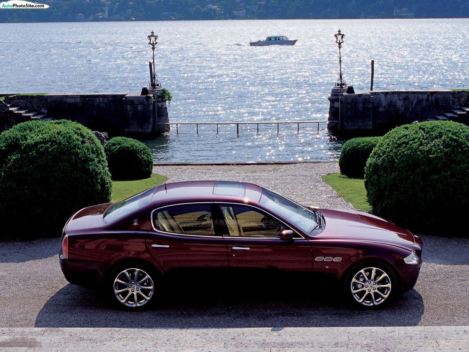 1997 Maserati Quattroporte iii - pictures, information and ...