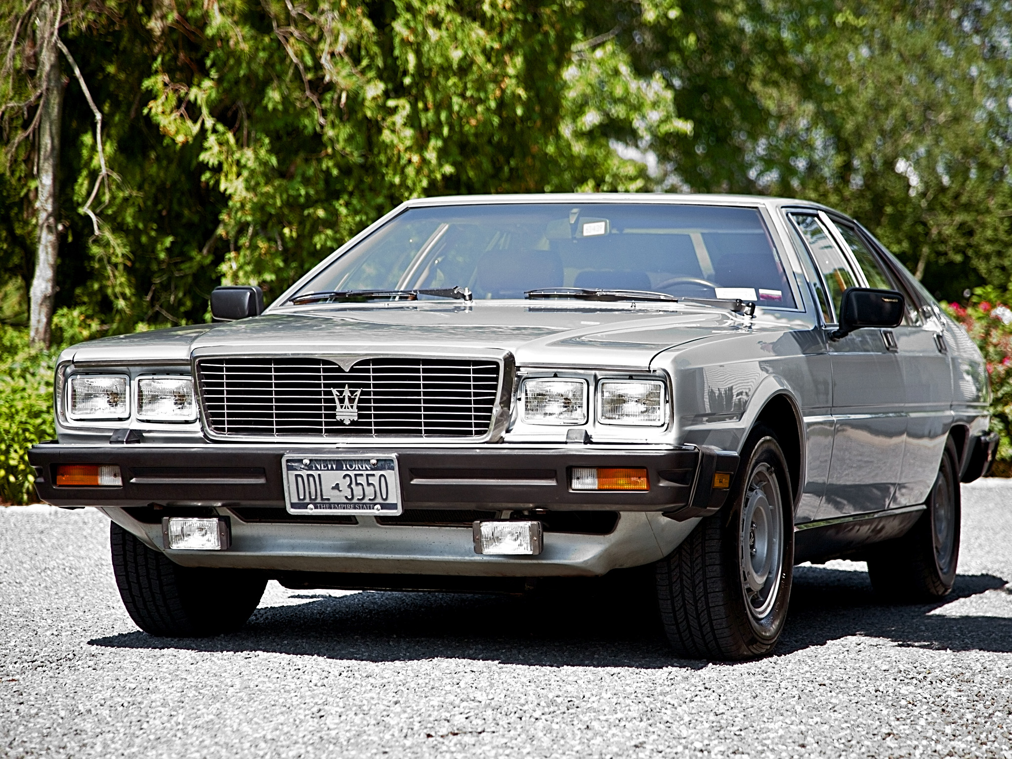 1998 Maserati Quattroporte iii - pictures, information and ...