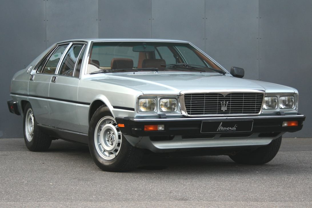 1999 Maserati Quattroporte Iii Pictures Information And