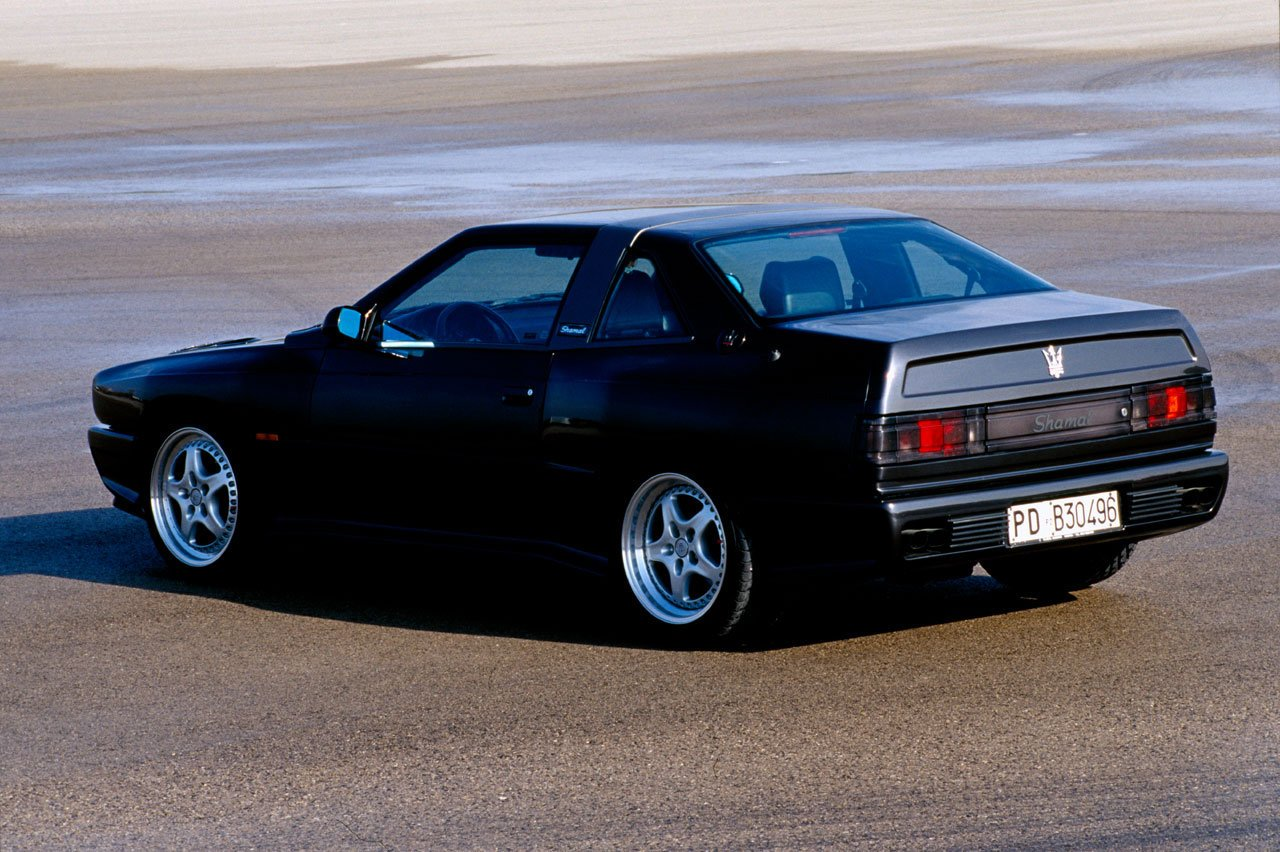 1991 Maserati Shamal - pictures, information and specs ...