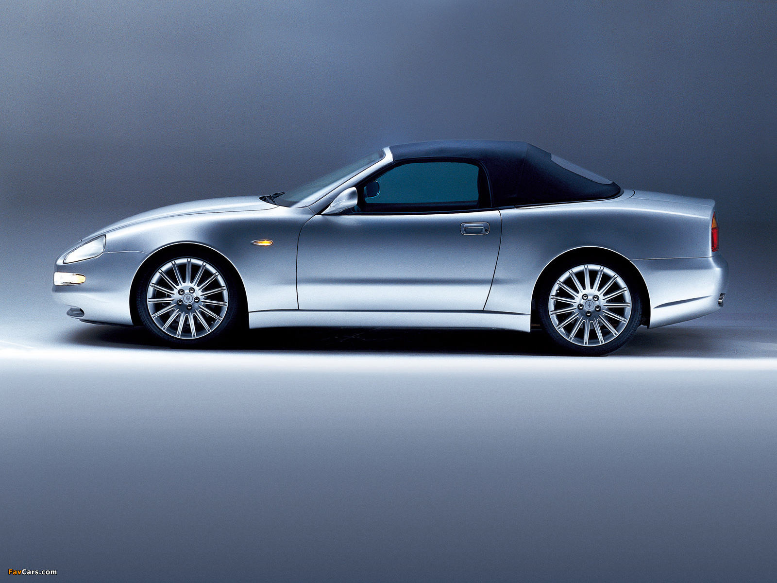 2001 Maserati Spyder - pictures, information and specs ...