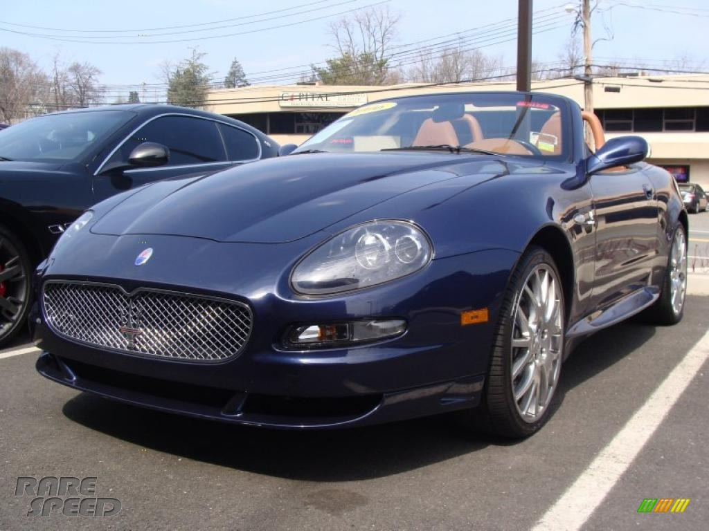 2006 Maserati Spyder - pictures, information and specs ...
