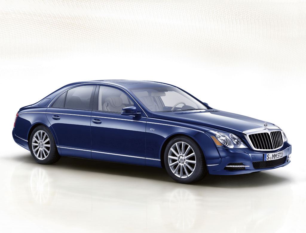 maybach 57 2011 images