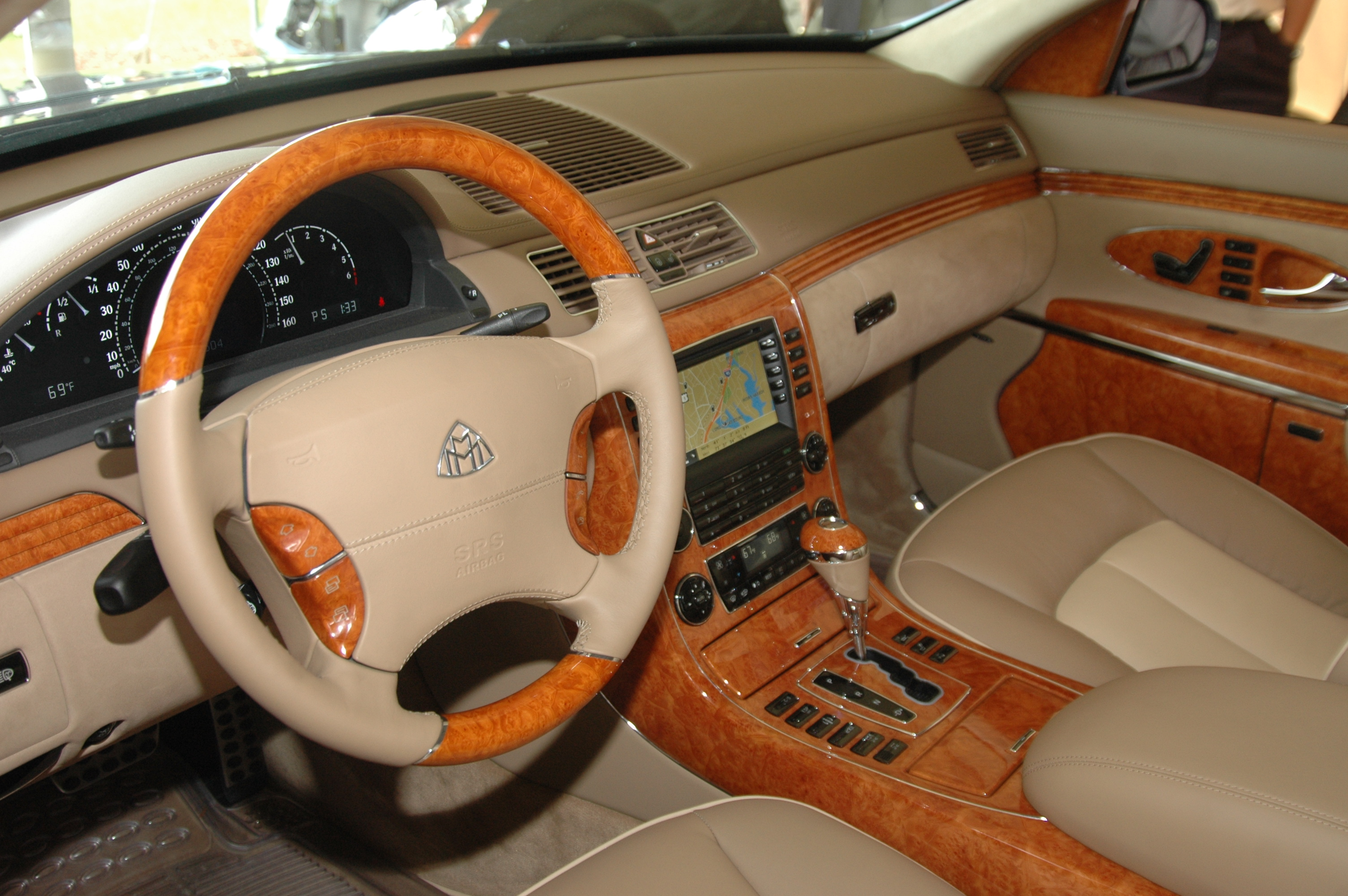 maybach 62 images #7
