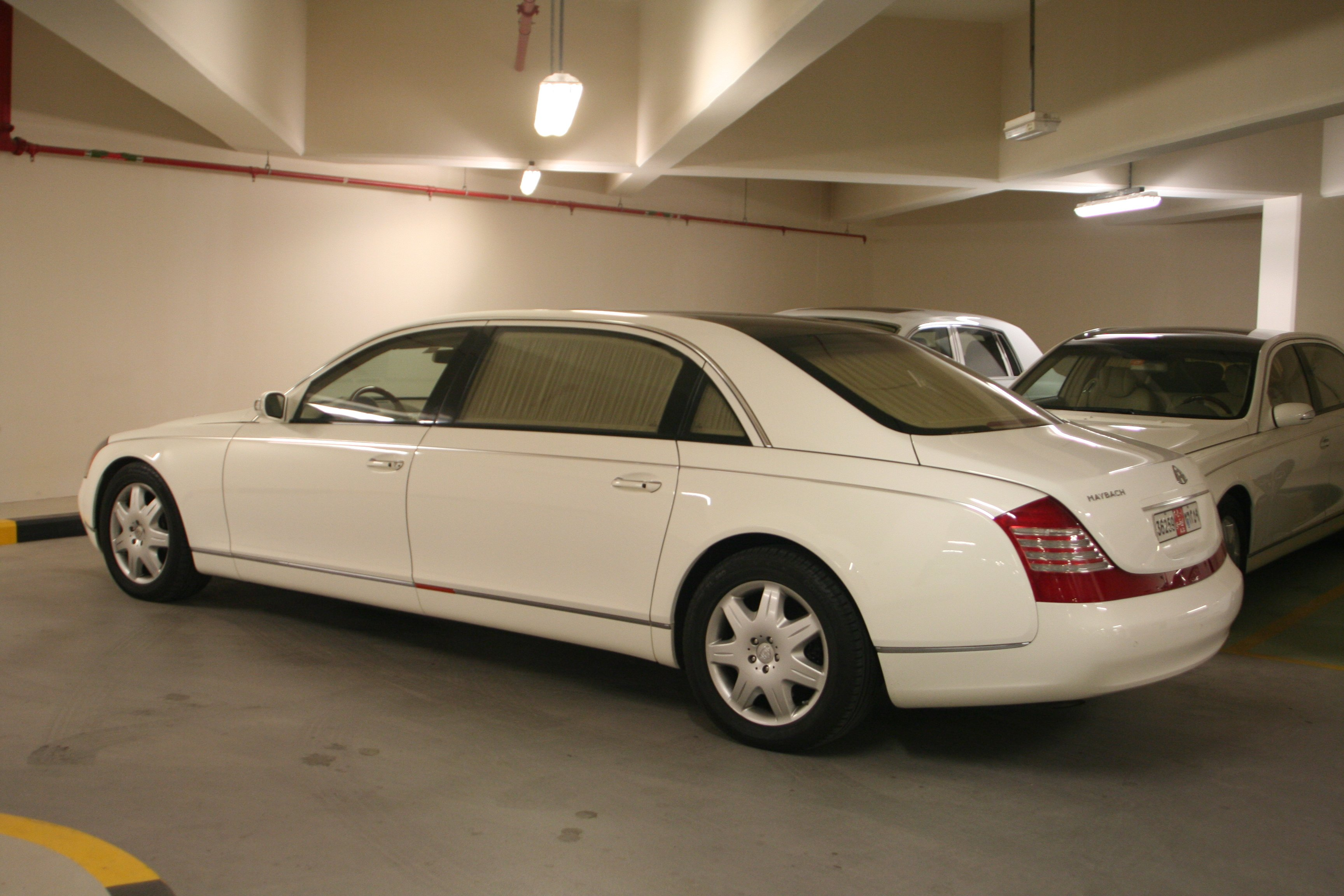 maybach 62 pictures #10