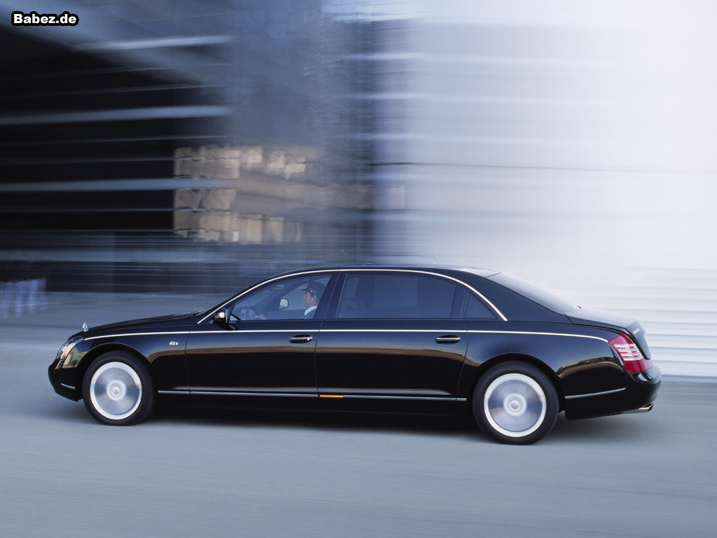 maybach 62 seriess #14