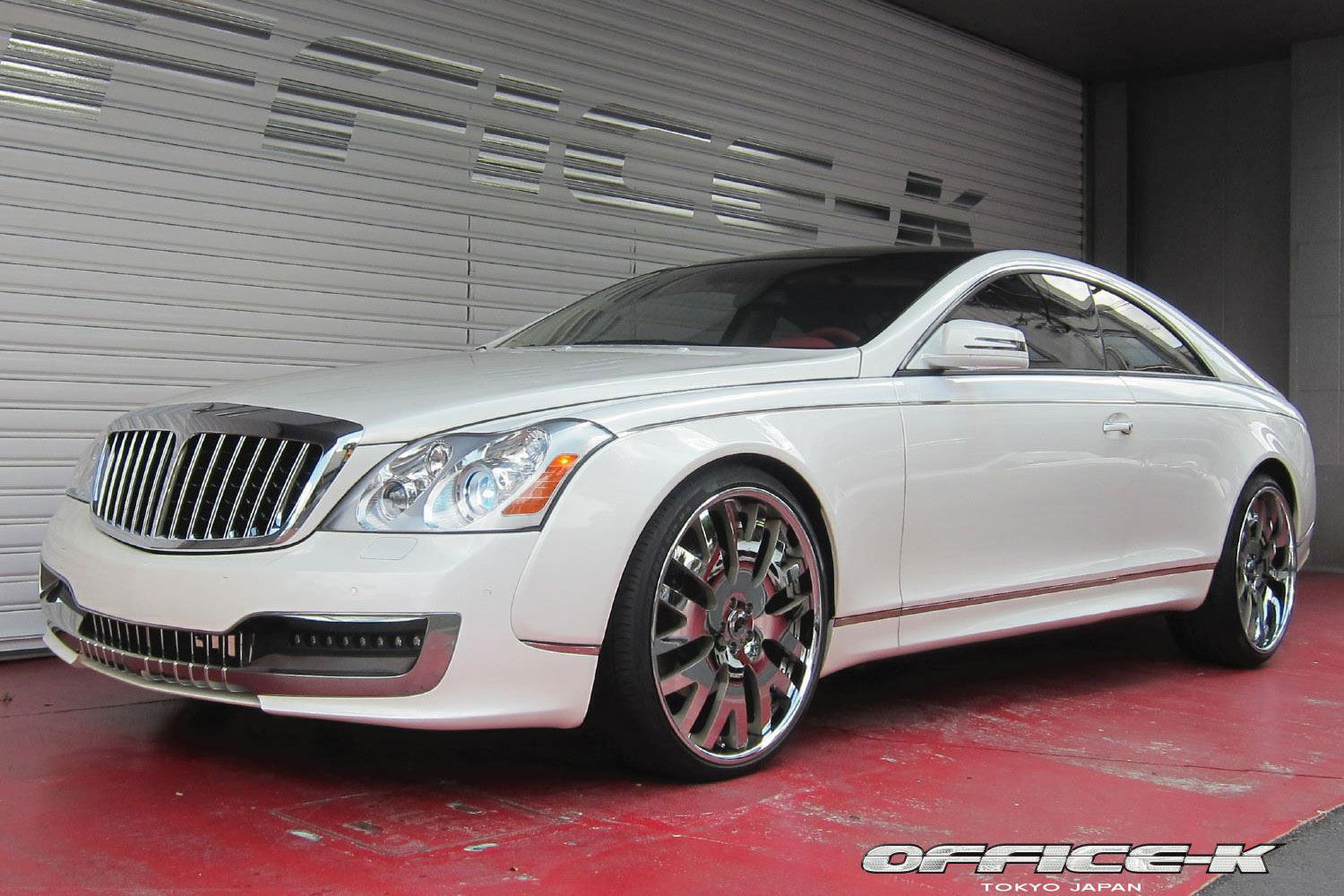 maybach pictures #7