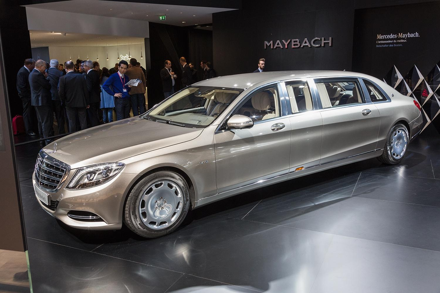 maybach seriess #1