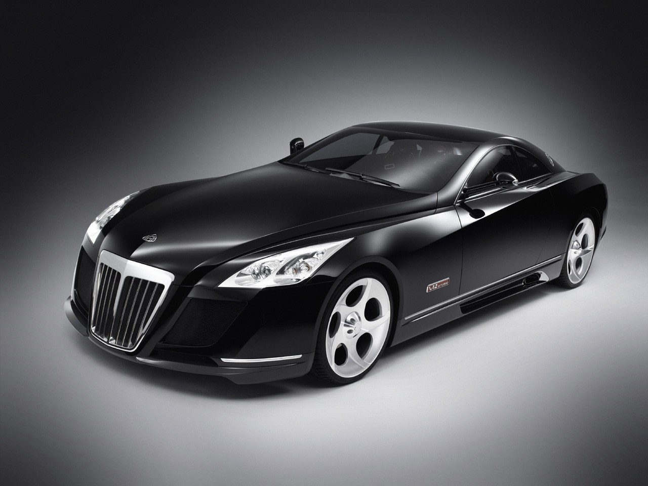 maybach seriess