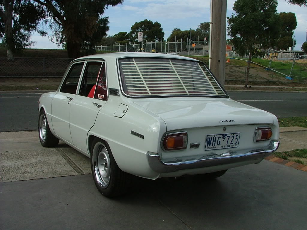 mazda 1300 pictures