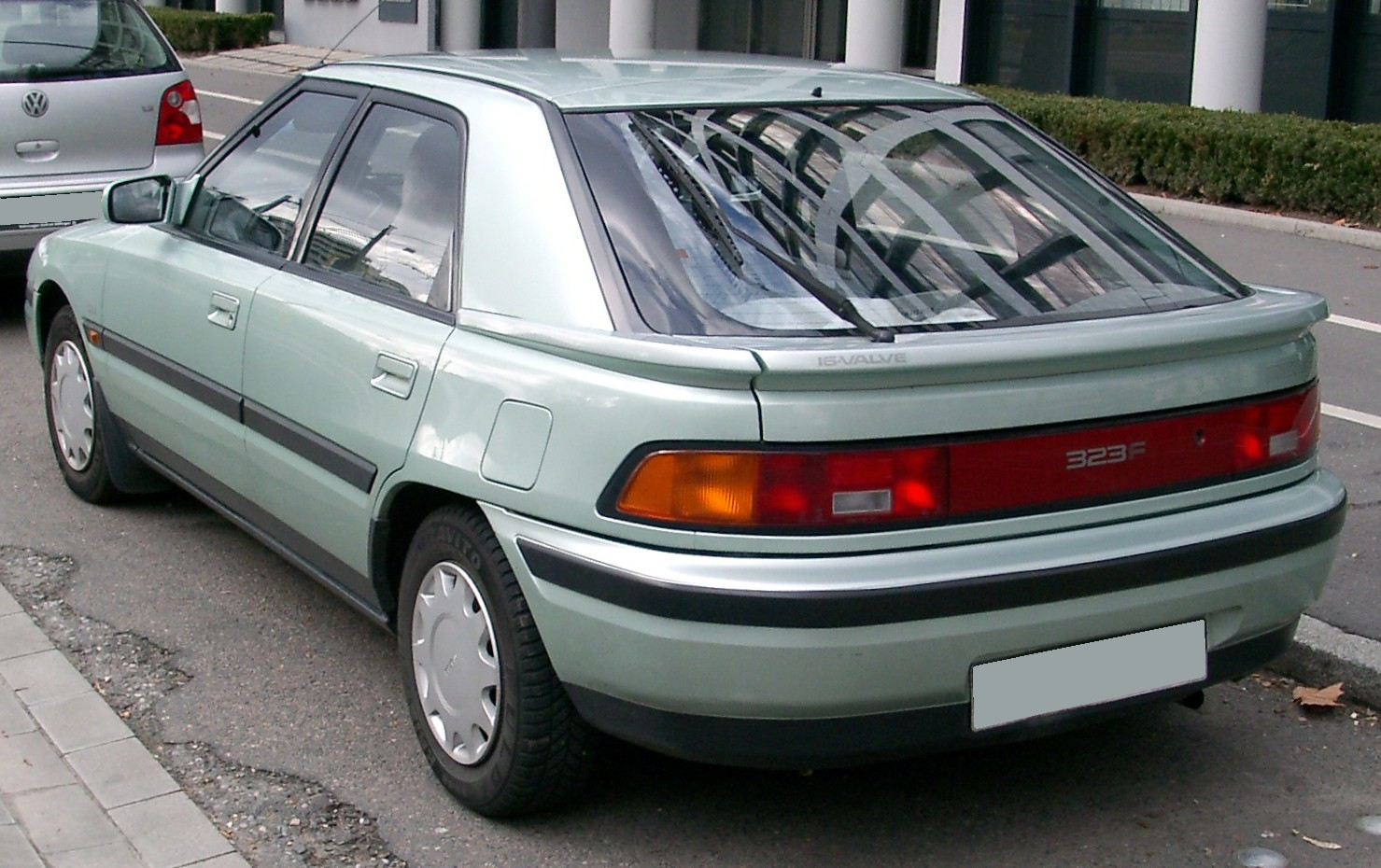 1994 Mazda 323 C Iv Bg Pictures Information And Specs Auto Wiring Diagram 323f Bj 7