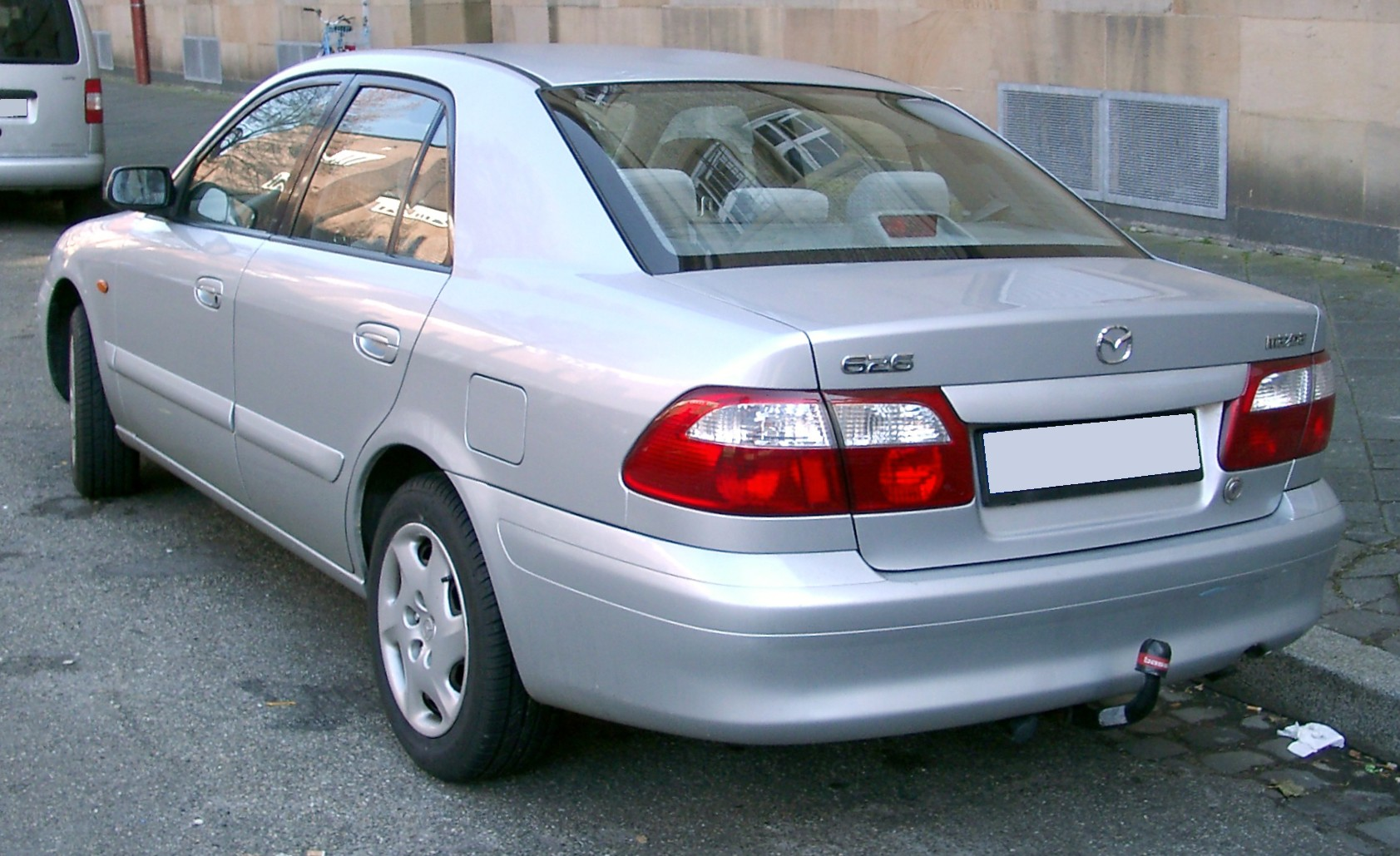 Mazda 626   pictures, information and specs - Auto-Database.com