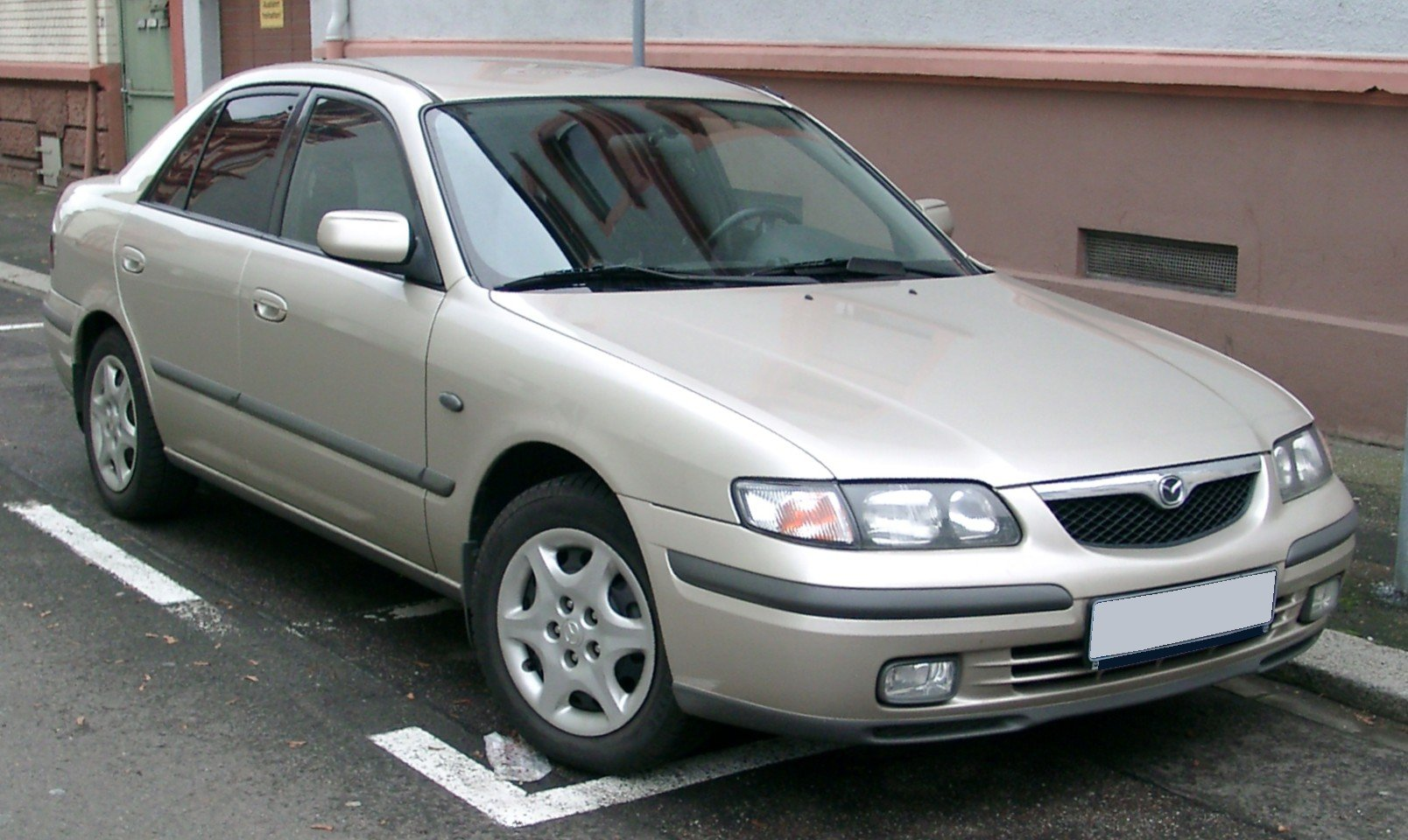 2002 Mazda 626 v (gf) – pictures, information and specs - Auto-Database.com