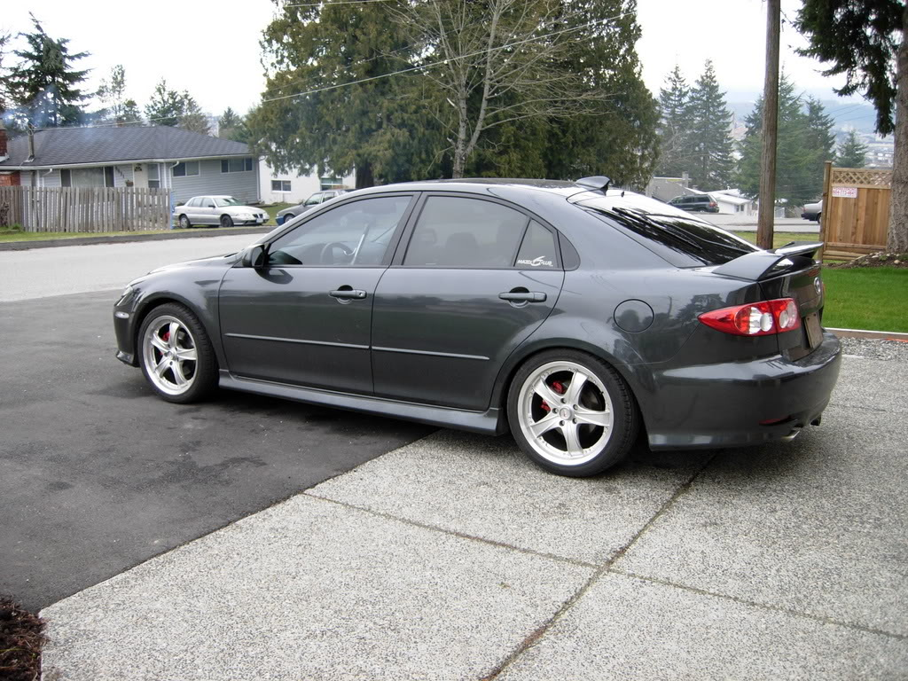 2004 Mazda Atenza i – pictures, information and specs - Auto ...