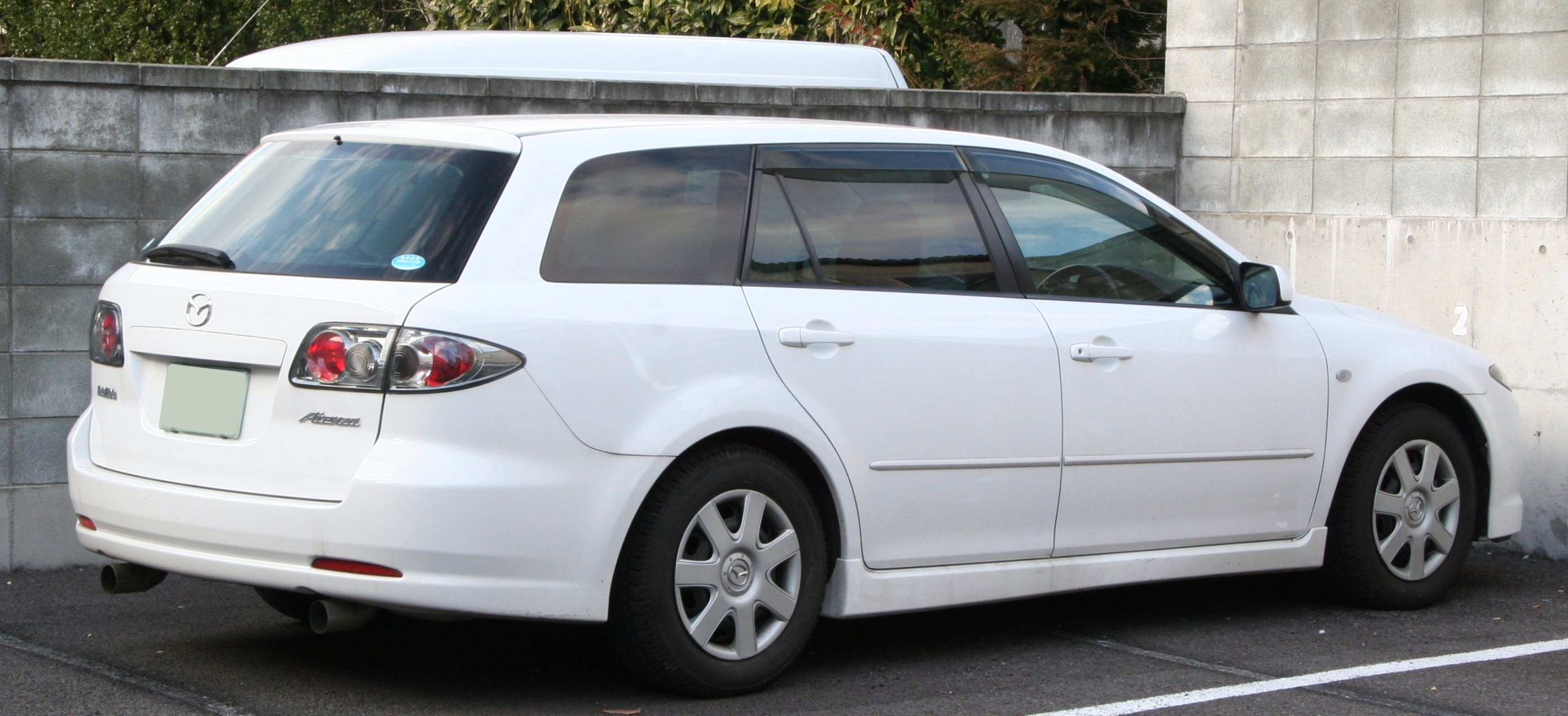 2010 Mazda Atenza ii sport wagon – pictures, information and specs ...