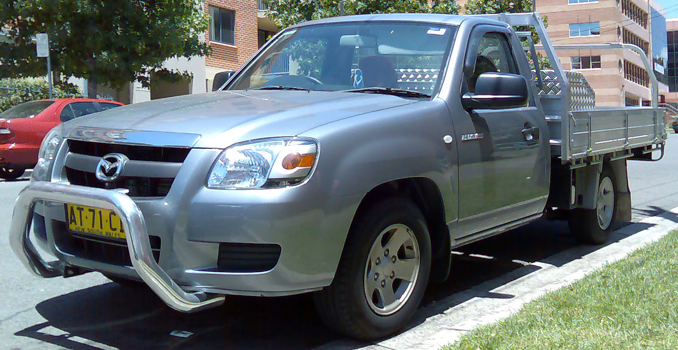 2009 Mazda Bt-50 – pictures, information and specs - Auto-Database.com