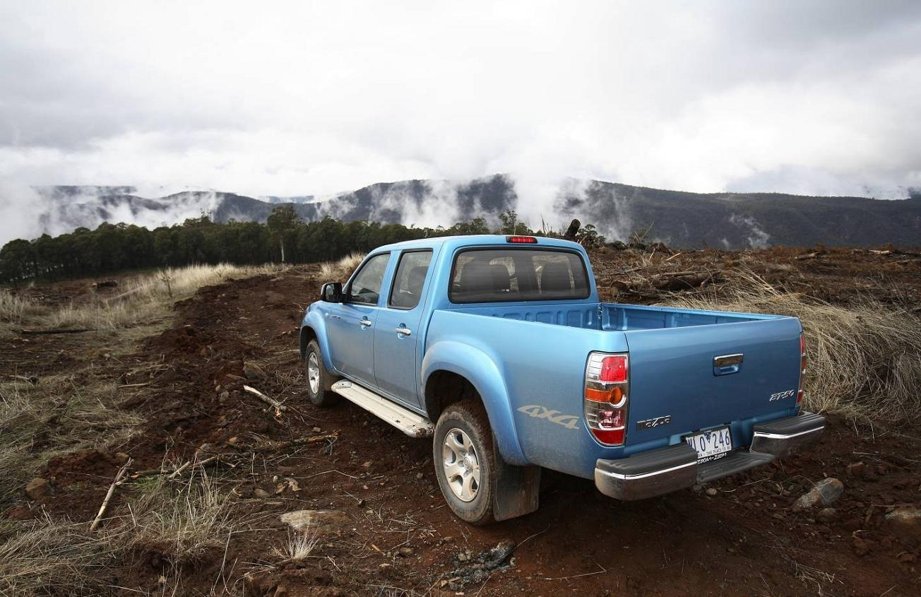 2009 Mazda Bt 50 Pictures Information And Specs Auto