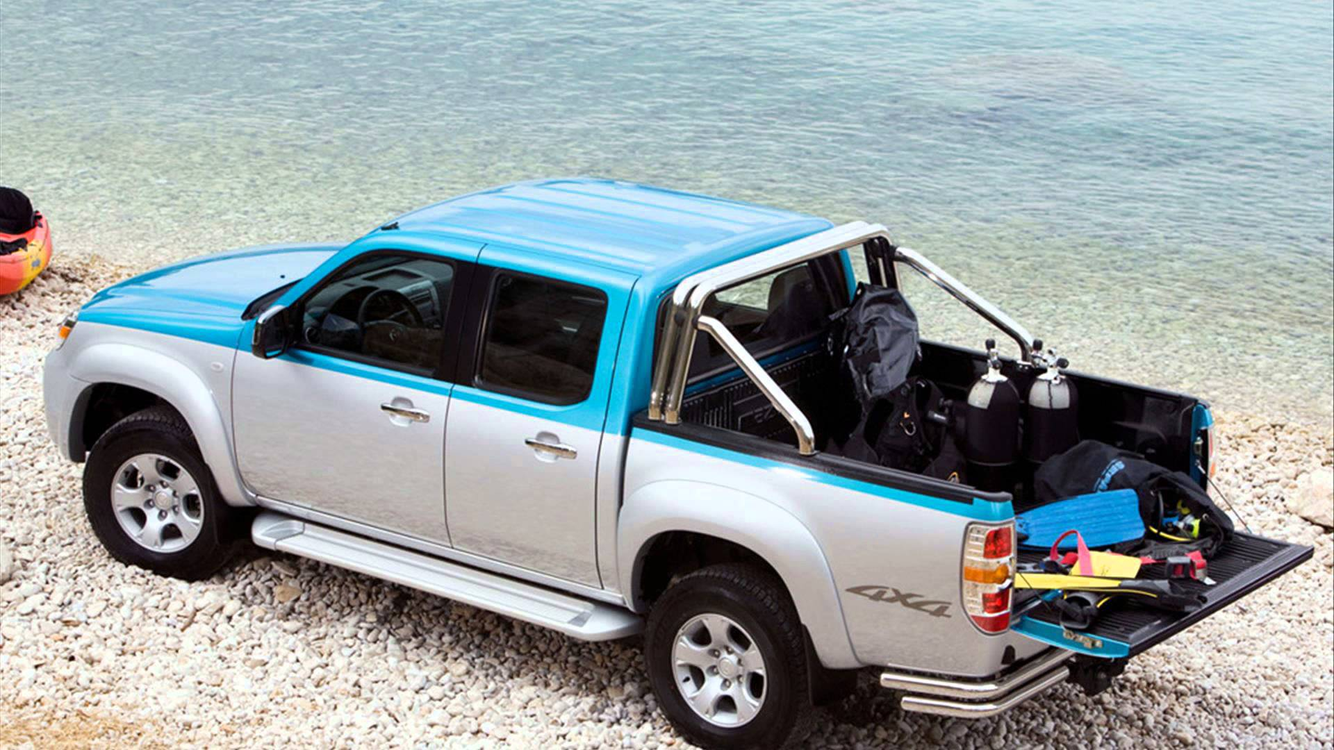 2009 Mazda Bt 50 Pictures Information And Specs Auto Database Com