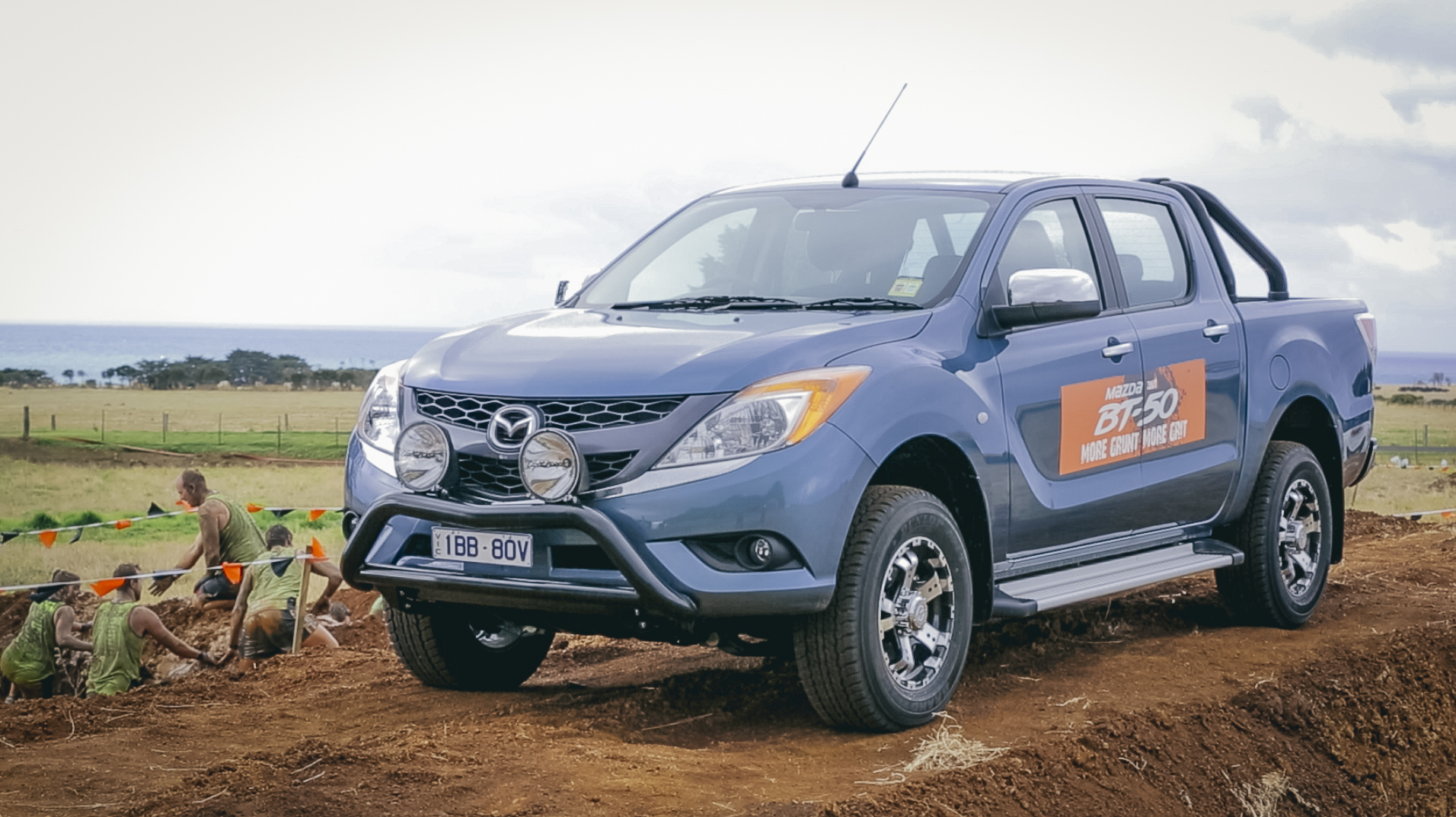 2014 Mazda Bt-50 - pictures, information and specs - Auto ...