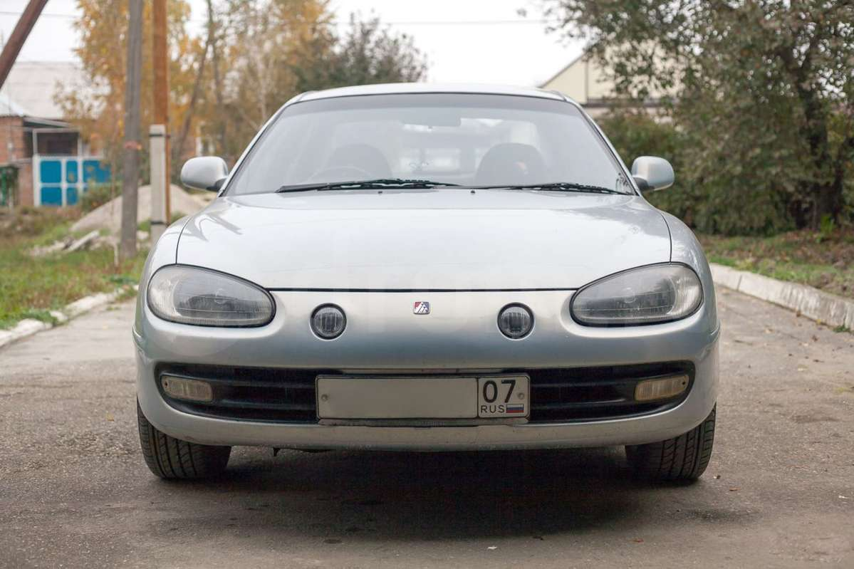 Mazda Clef   pictures, information and specs - Auto-Database.com