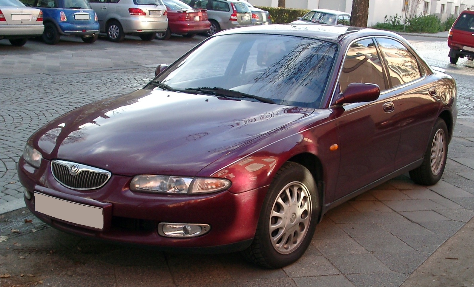 1992 Mazda Clef (ge)   pictures, information and specs - Auto