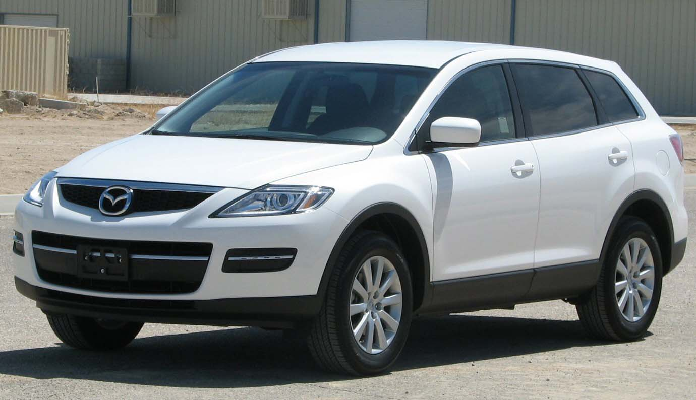 mazda cx-9 pictures #1