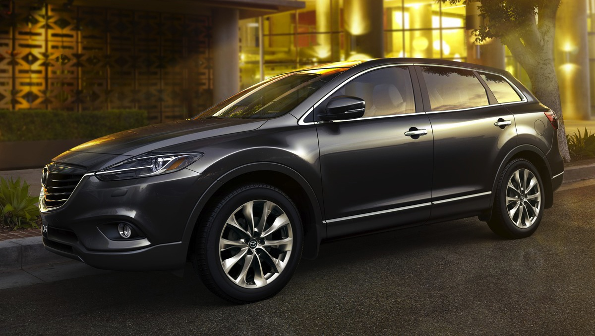 mazda cx-9 pictures #9