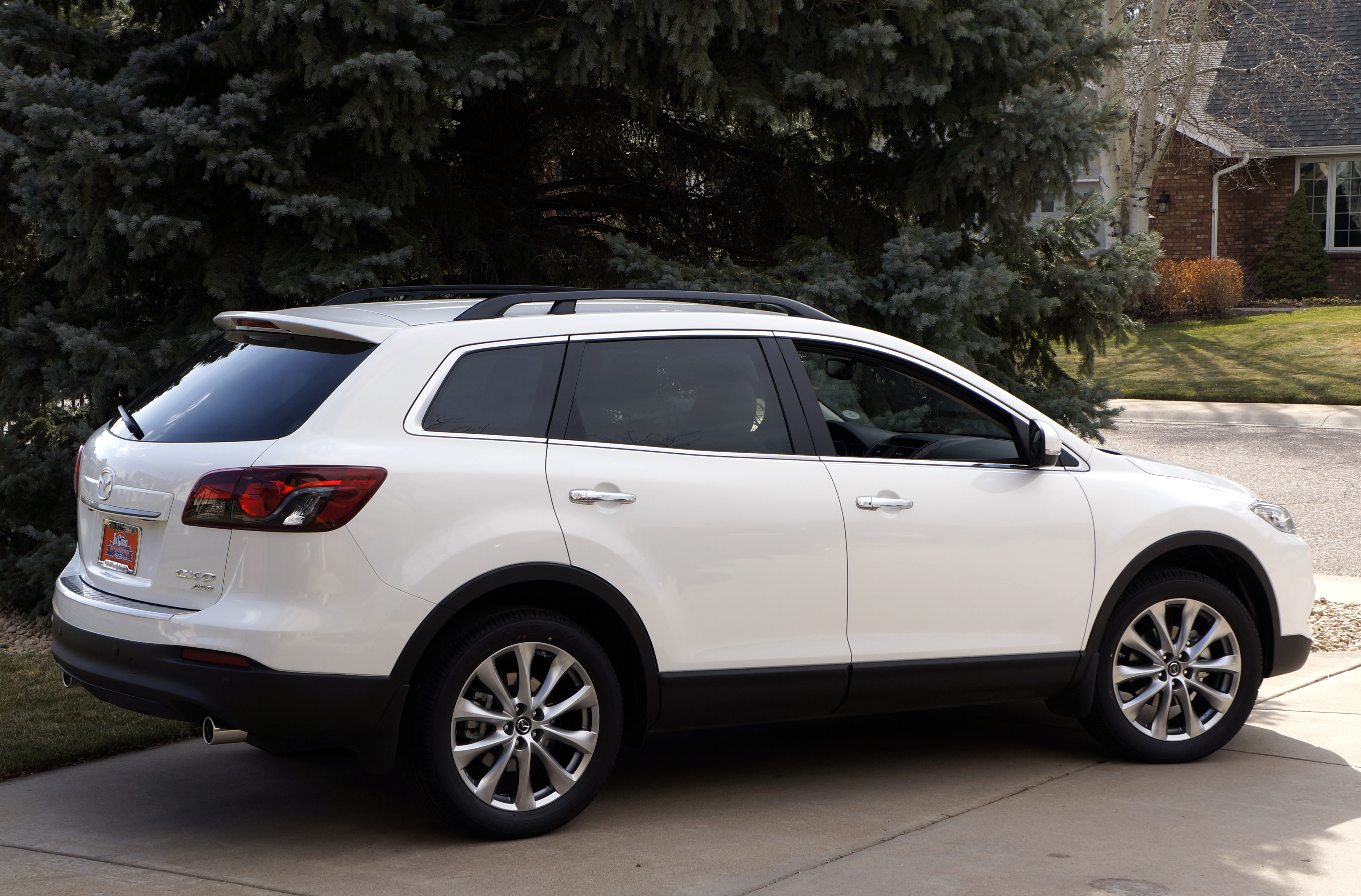 mazda cx-9 seriess