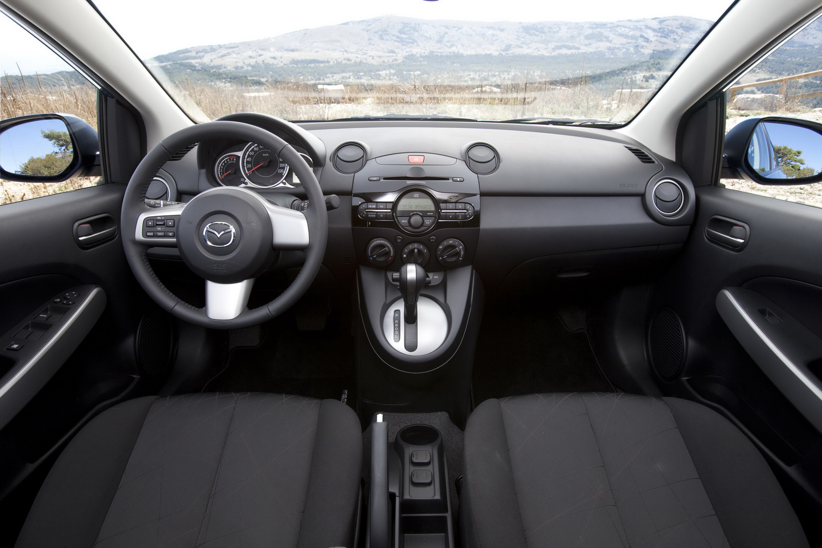 2011 mazda 2 specifications