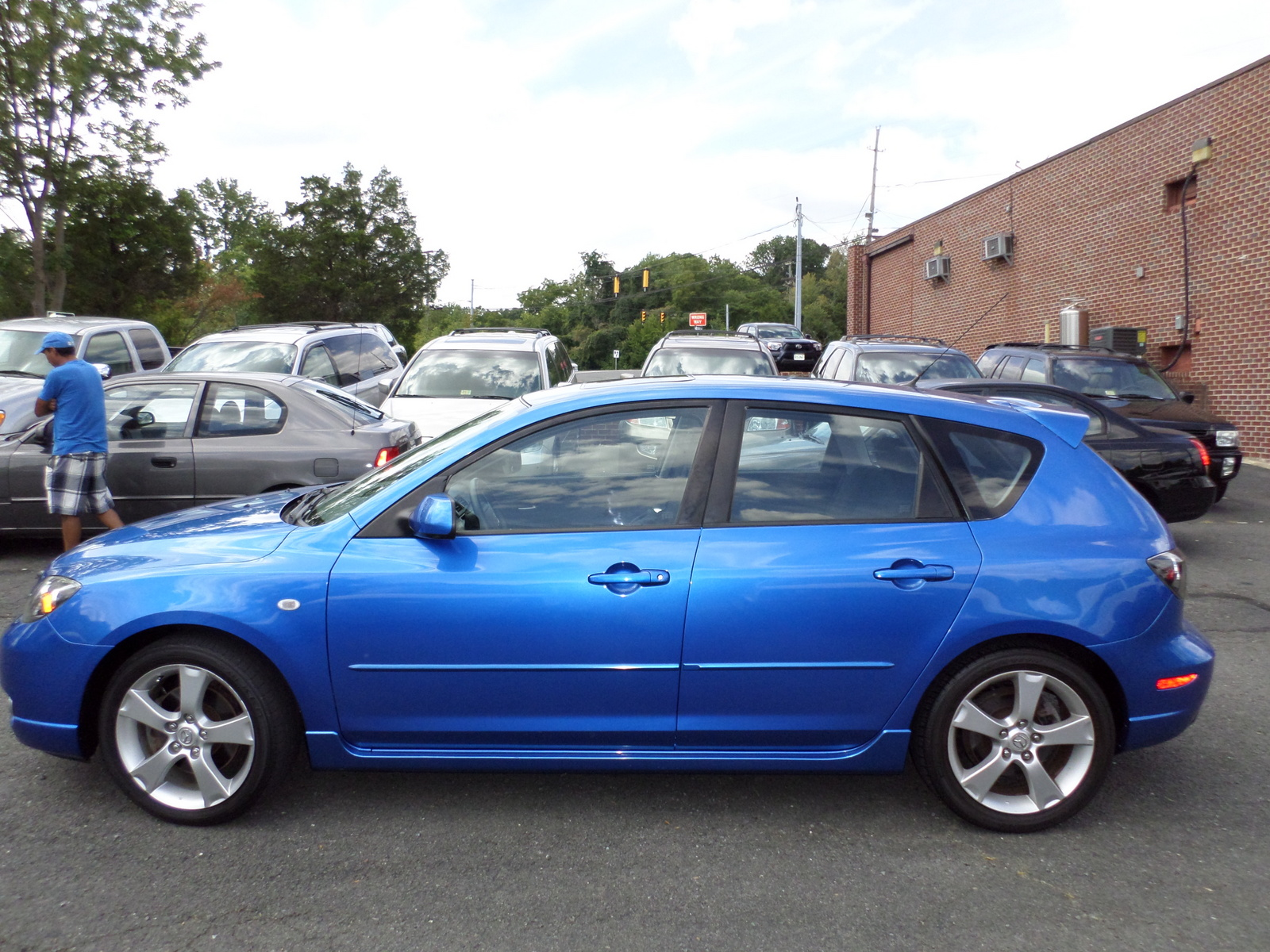 2004 Mazda Mazda 3 Hatchback Pictures Information And Specs Auto Database Com